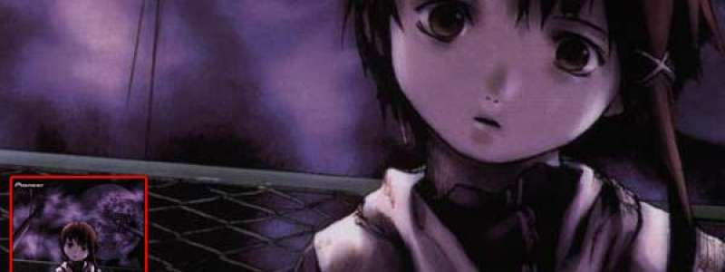 Anime - Serial Experiments Lain